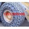 50型轮胎保护链23.5-25耐磨王装载机保护链现货供应